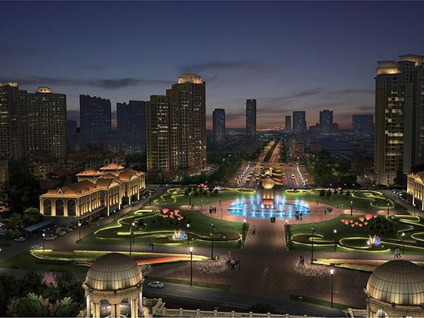 酒店采用彩杏娱乐注册链接设计所显示的效果